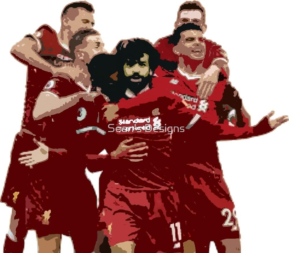 Liverpool FC by Sean's Designs