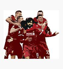 Liverpool FC Photographic Print