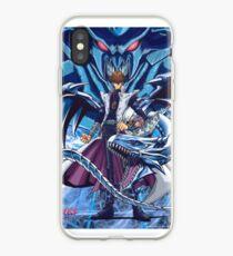 Seto Kaiba-Signature  iPhone Case