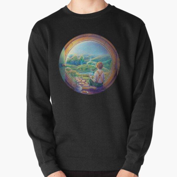 Tolkien Tea Time Pullover Sweatshirt
