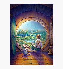 Tolkien Tea Time Photographic Print
