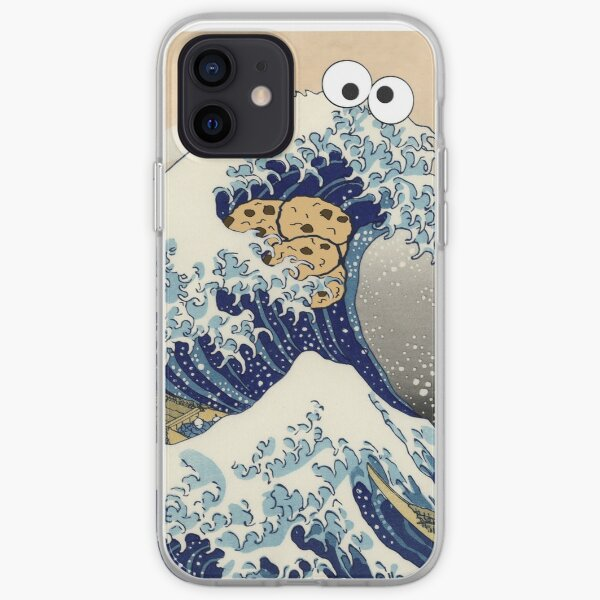 Sea is for Cookie iPhone Soft Case