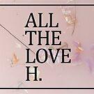 ALL THE LOVE - HARRY STYLES by Luana Gonzaga (@_luanarts)