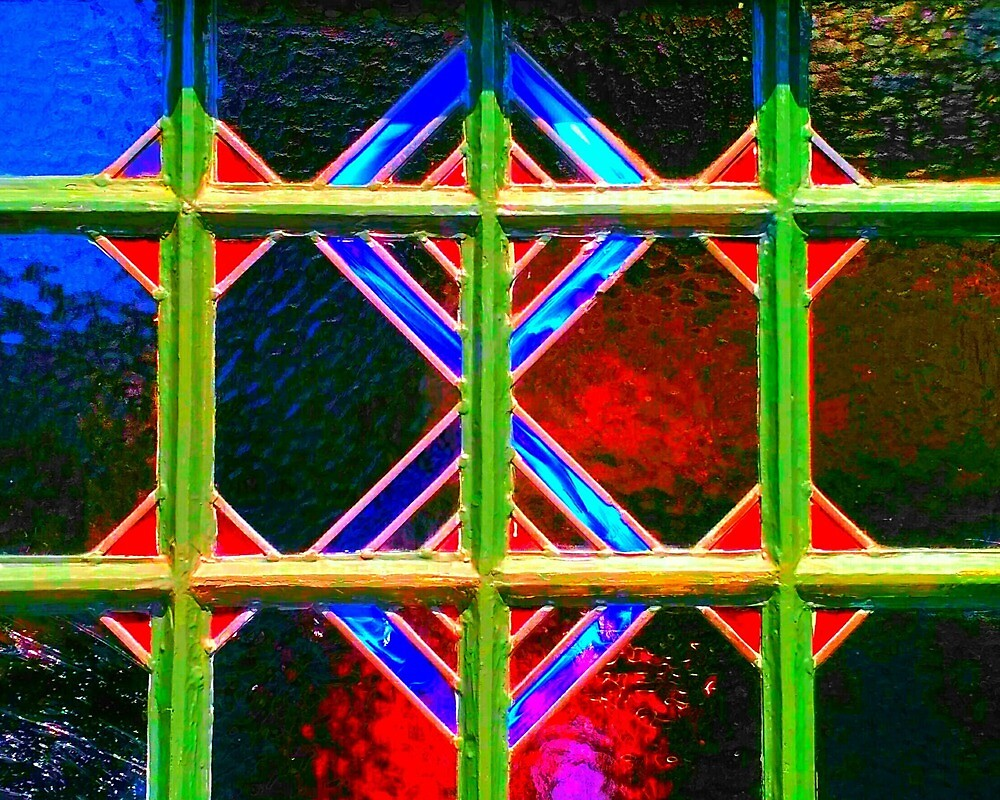 Stained-glass by OlaZet