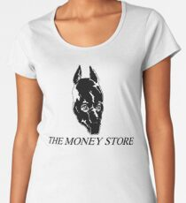 the money store gimp Women's Premium T-Shirt