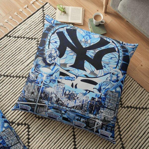 Them ol' US Blues (~);} Floor Pillow