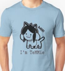 Temmie Undertale Unisex T-Shirt