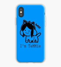 Temmie Undertale iPhone Case