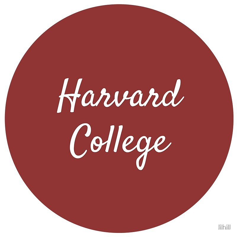 Harvard College by lilhill