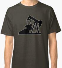 oil pump oil Classic T-Shirt
