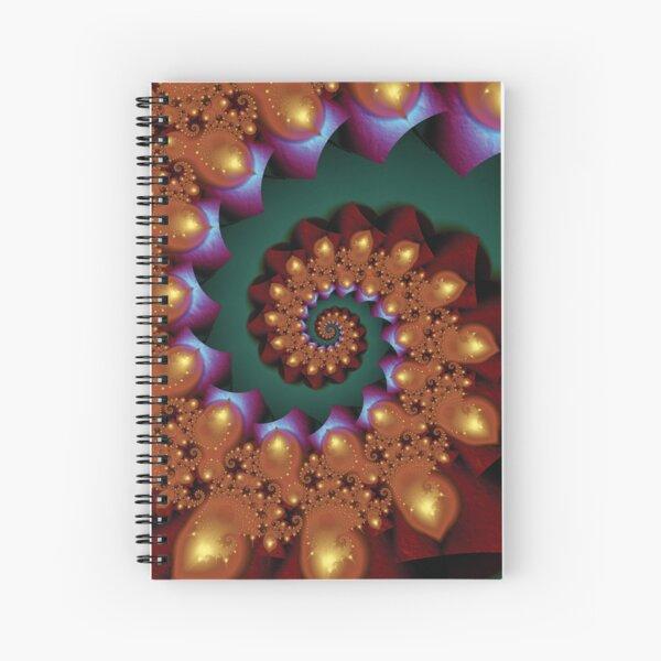 Oruga dorada Cuaderno de espiral