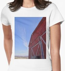 Patriotic Women's Fitted T-Shirt