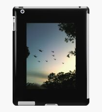 Helicopter display iPad Case/Skin