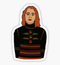 Lady Bird - Audition - simplified Sticker