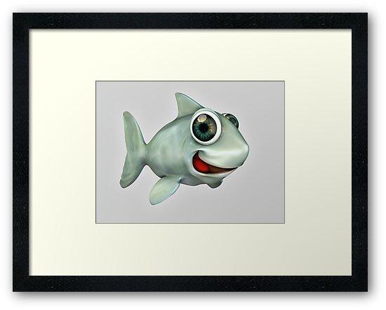 Sharky by Jesse J. McClear