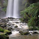 Hopetoun Falls II by John  Kowalski
