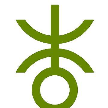 CANGO extended zodiac sign  by scumbigula