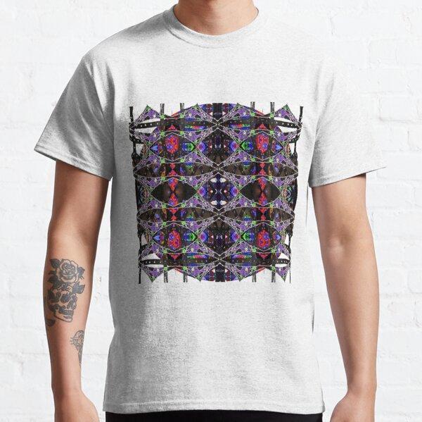 Diagram, circuit,   schema, chart, proportion, adequacy, symmetry, fashionable Classic T-Shirt
