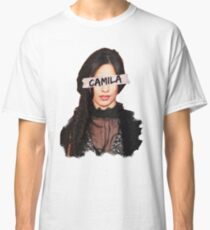Camila Paint & Sticky Tape Classic T-Shirt