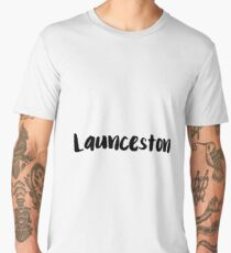 Launceston Men's Premium T-Shirt