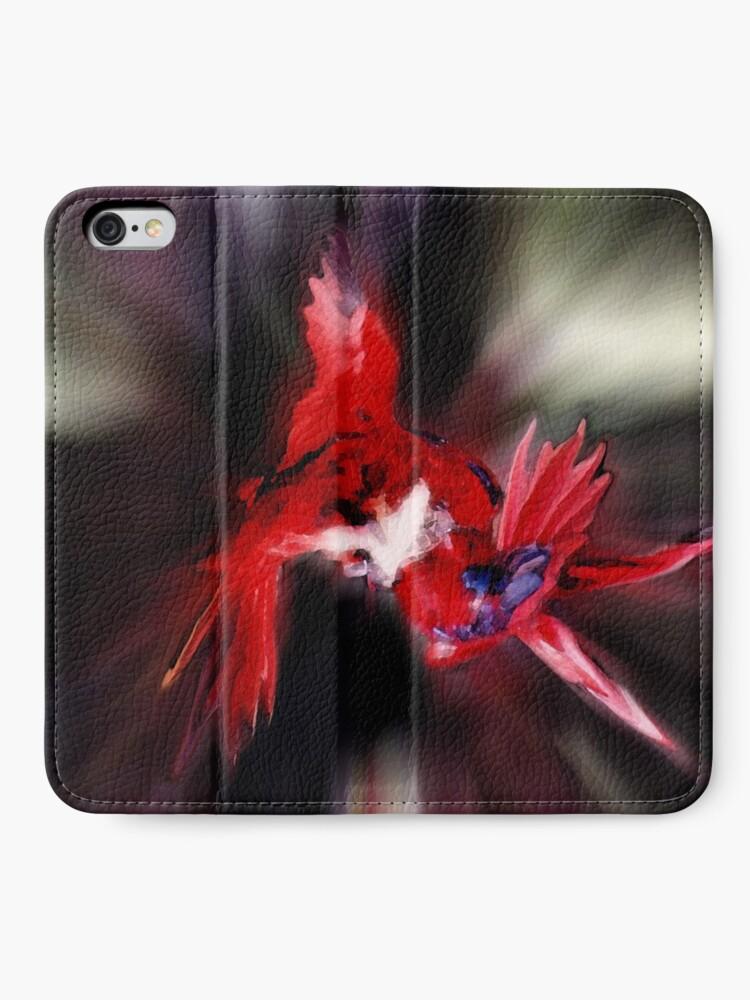 Alternate view of Lories Dance iPhone Wallet