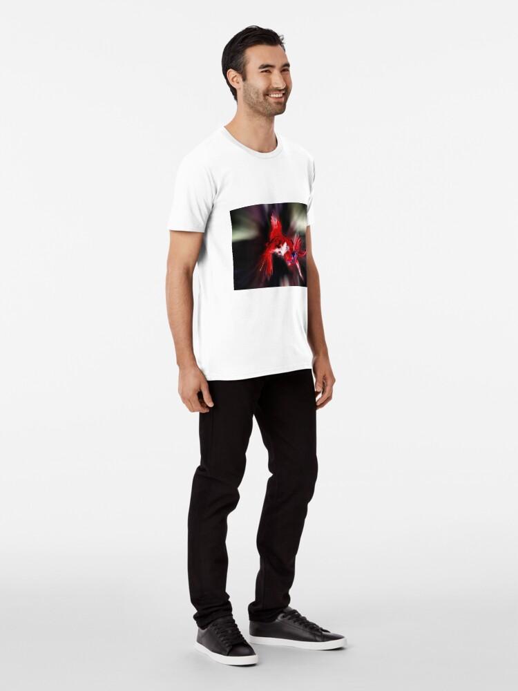 Alternate view of Lories Dance Premium T-Shirt