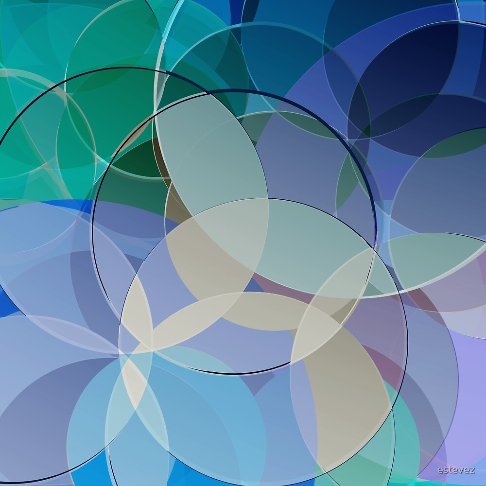 Abstract Composition 677 by estevez