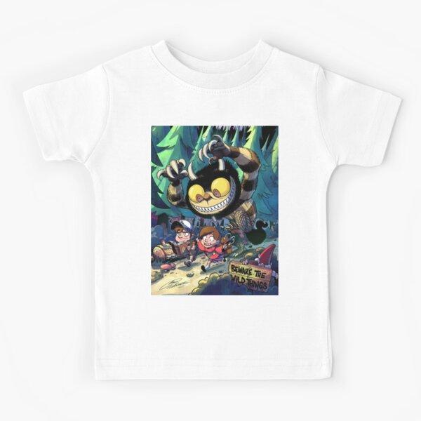 Beware the Wild Things Kids T-Shirt