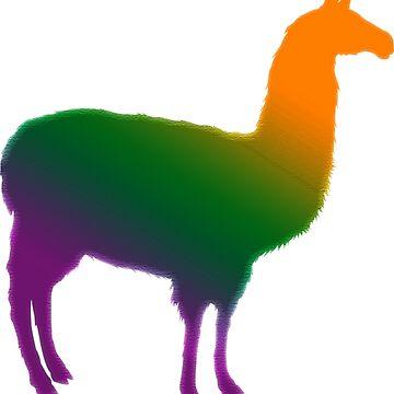 Llama - hard to look at! by GrokkoW