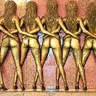 CRAZY GIRLS.....Las Vegas by Rita  H. Ireland