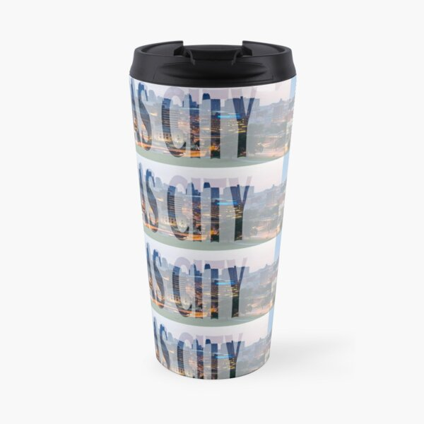 Kansas City Travel Mug