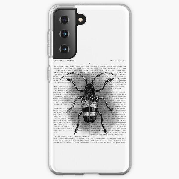 Kafka's Metamorphosis Samsung Galaxy Soft Case