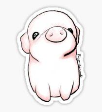 Piglet Meets Kesaran Pasaran Sticker