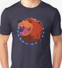 Bear for Hire Slim Fit T-Shirt