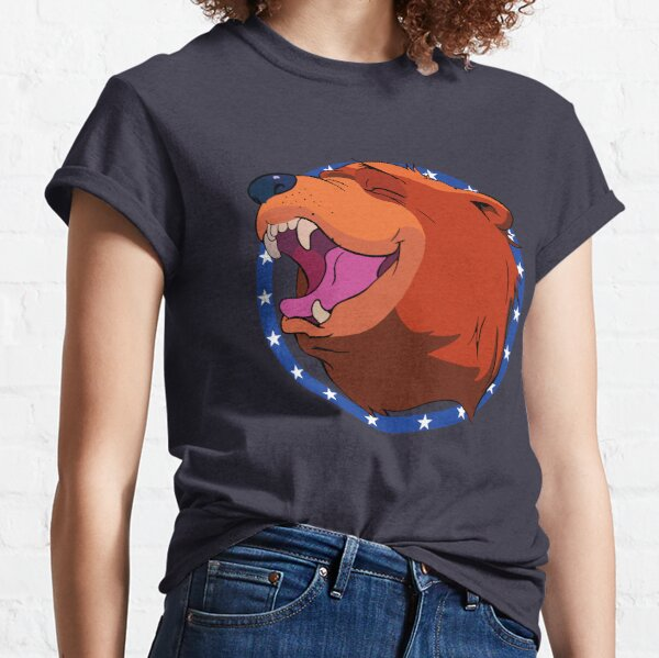 Bear for Hire Classic T-Shirt