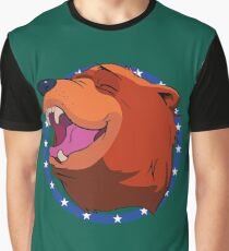 Bear for Hire Graphic T-Shirt