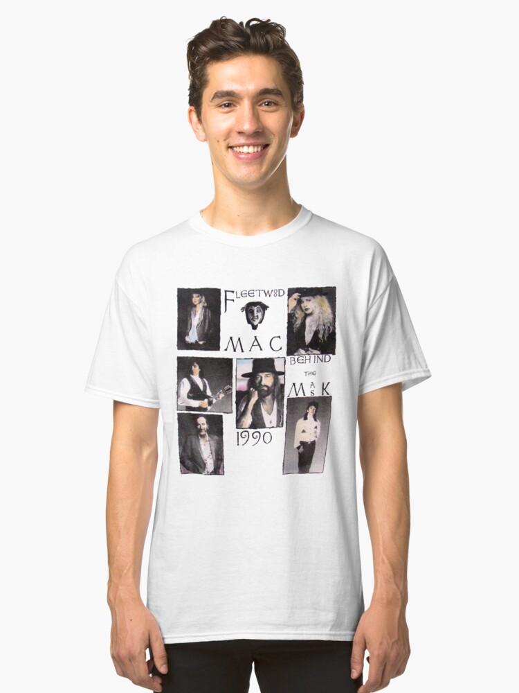 fm90(6) Classic T-Shirt Front