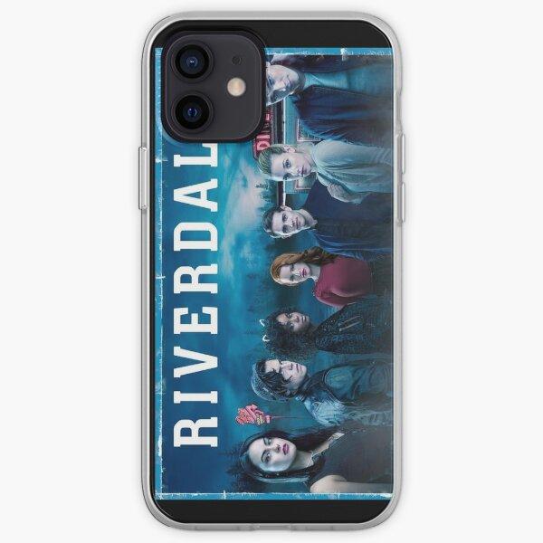 Quality Riverdale Merch iPhone Soft Case