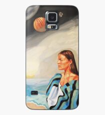 I Made the Break (Self Portrait) Case/Skin for Samsung Galaxy