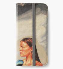 I Made the Break (Self Portrait) iPhone Wallet/Case/Skin