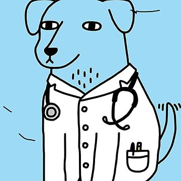 Dog doctor  by Coulguy2
