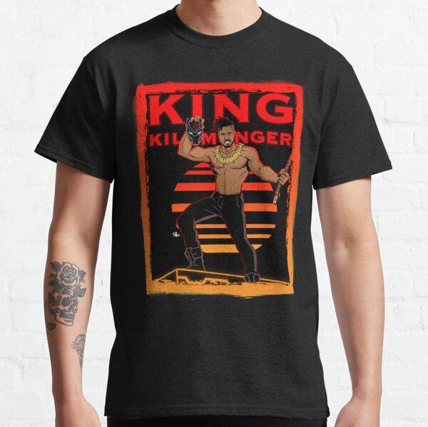 King KillMonger Classic T-Shirt