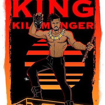 King KillMonger by TerryAlecStore