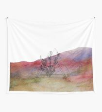 Grand Staircase-Escalante with Joshua Tree Wall Tapestry