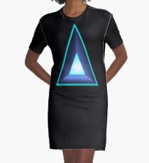 The Portal Graphic T-Shirt Dress