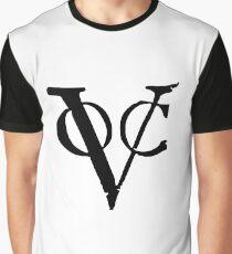 Dutch East India Company Logo Graphic T-Shirt