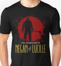 die Abenteuer von NEGAN & LUCILLE Unisex T-Shirt