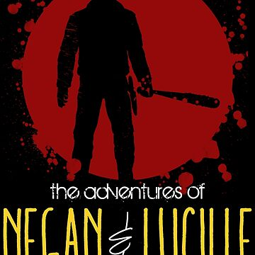 the adventures of NEGAN & LUCILLE by 126p13