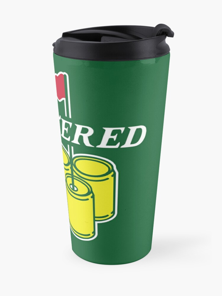 Alternate view of Plastered 2 Travel Mug