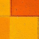 Concrete blocks #1 by Thaddeus Zajdowicz